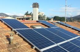 Impianto Fotovoltaico a Prato