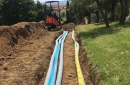 Linee Gas ed Acqua